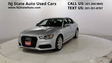 2015 Audi A6 for sale at NJ State Auto Auction in Jersey City NJ