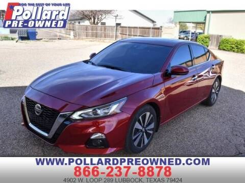 2019 Nissan Altima for sale at South Plains Autoplex by RANDY BUCHANAN in Lubbock TX