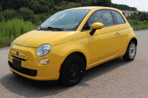 2015 FIAT 500 for sale at Imotobank in Walpole MA