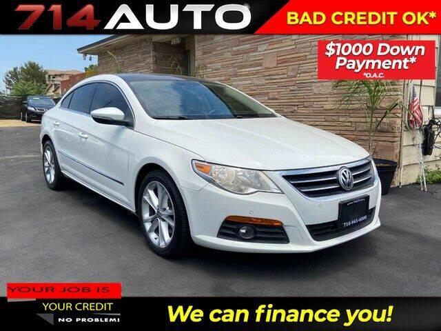 2009 Volkswagen CC for sale at 714 Auto in Orange CA