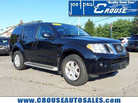 2011 Nissan Pathfinder for sale at Joe and Paul Crouse Inc. in Columbia PA