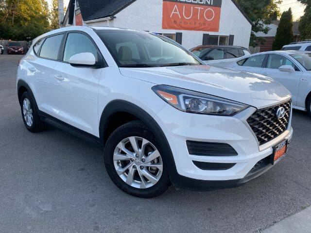 2020 Hyundai Tucson for sale at Discount Auto Brokers Inc. in Lehi UT