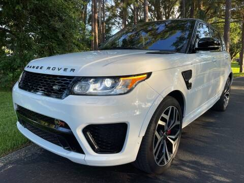 2016 Land Rover Range Rover Sport for sale at RoMicco Cars and Trucks in Tampa FL