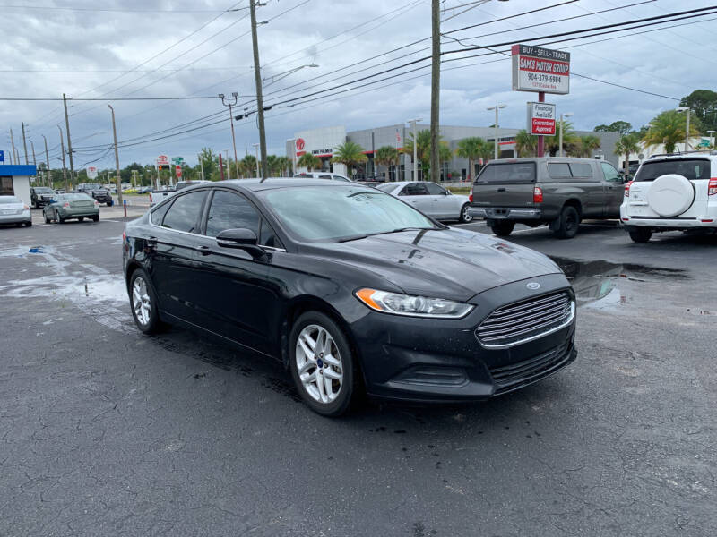 2014 Ford Fusion for sale at Sam's Motor Group in Jacksonville FL