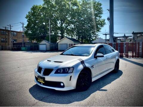 2009 Pontiac G8 for sale at ARCH AUTO SALES in Saint Louis MO