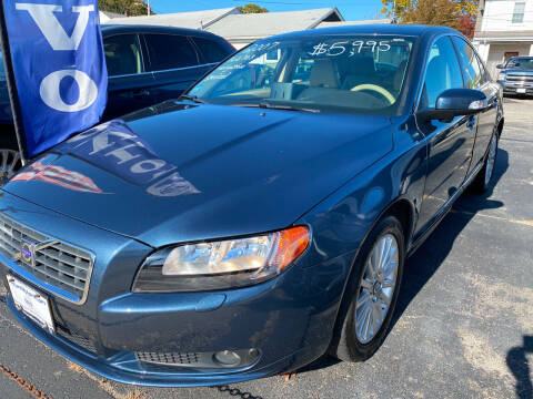 2007 Volvo S80 for sale at Volare Motors in Cranston RI