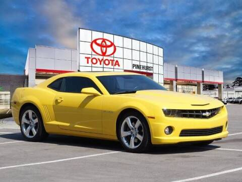 2010 Chevrolet Camaro for sale at PHIL SMITH AUTOMOTIVE GROUP - Pinehurst Toyota Hyundai in Southern Pines NC