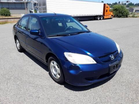 2005 Honda Civic for sale at South Tacoma Motors Inc in Tacoma WA