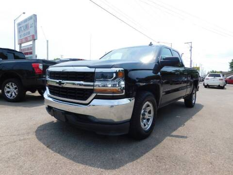2016 Chevrolet Silverado 1500 for sale at AutoLink LLC in Dayton OH
