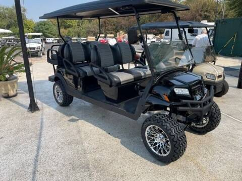 2022 Club Car Onward 6 Pass EFI Gas Lift for sale at METRO GOLF CARS INC in Fort Worth TX