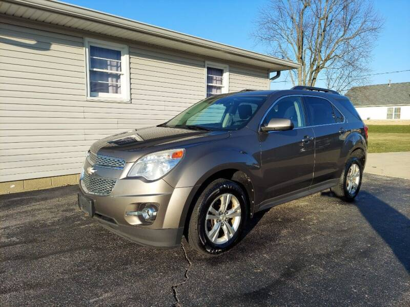 2012 Chevrolet Equinox for sale at CALDERONE CAR & TRUCK in Whiteland IN