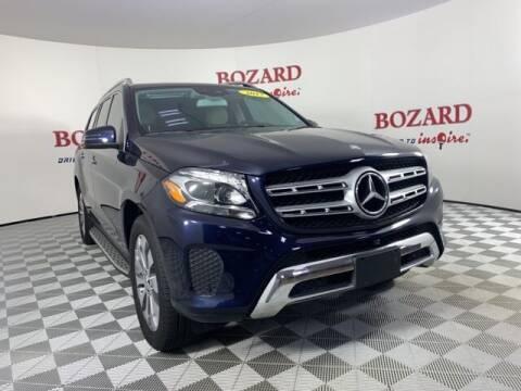 2017 Mercedes-Benz GLS for sale at BOZARD FORD in Saint Augustine FL