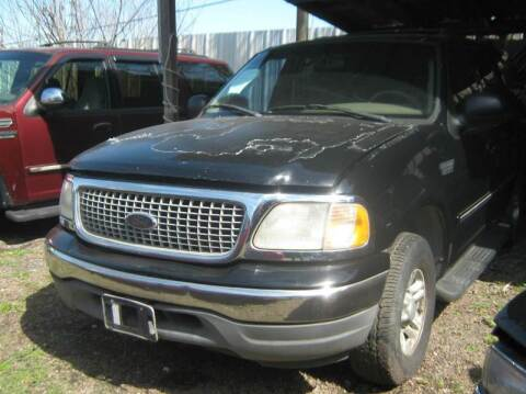 2000 Ford Expedition for sale at Ody's Autos in Houston TX