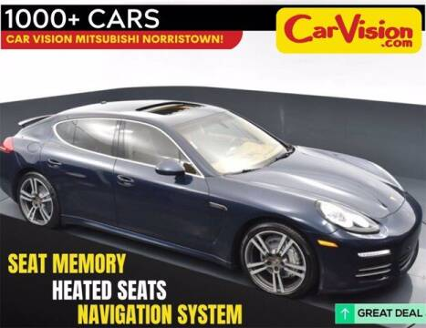 2014 Porsche Panamera for sale at Car Vision Buying Center in Norristown PA
