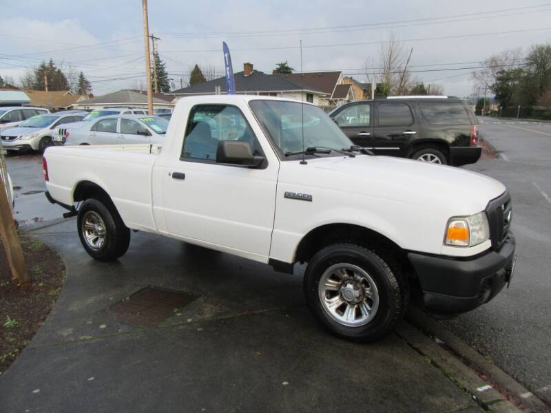2008 Ford Ranger for sale at Car Link Auto Sales LLC in Marysville WA