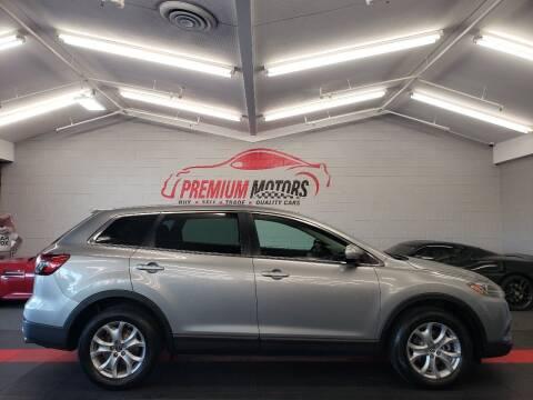 2014 Mazda CX-9 for sale at Premium Motors in Villa Park IL