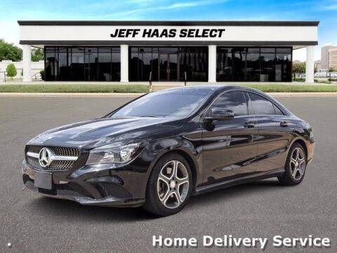 2014 Mercedes-Benz CLA for sale at JEFF HAAS MAZDA in Houston TX