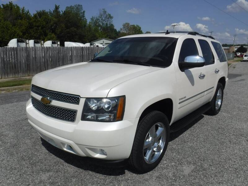 2013 Chevrolet Tahoe for sale at AutoMax of Memphis - Logan Karr in Memphis TN