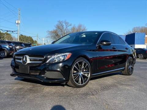 2016 Mercedes-Benz C-Class for sale at iDeal Auto in Raleigh NC