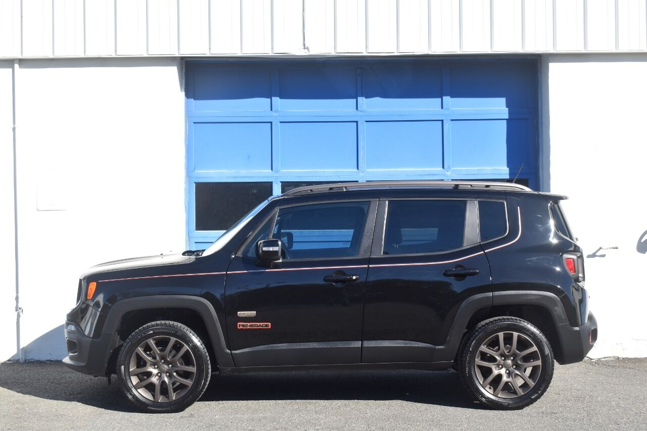 2016 Jeep Renegade Latitude 75th Anniversary 4×4 4dr SUV full