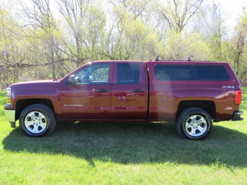 2014 Chevrolet Silverado 1500 for sale at The Car Lot in New Prague MN