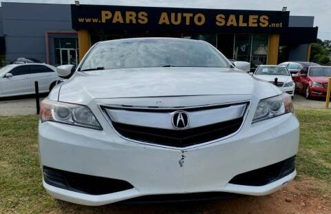 2014 Acura ILX for sale at Pars Auto Sales Inc in Stone Mountain GA