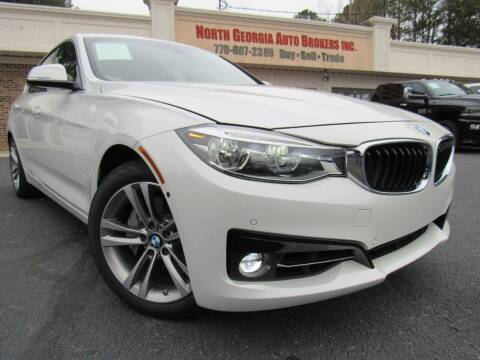 2017 BMW 3 Series for sale at North Georgia Auto Brokers in Snellville GA