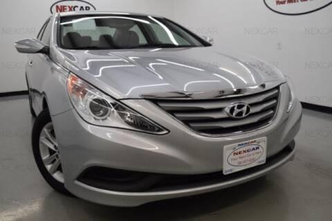 2014 Hyundai Sonata for sale at Houston Auto Loan Center in Spring TX