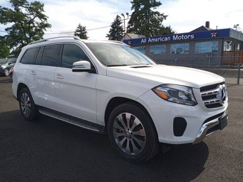 2017 Mercedes-Benz GLS for sale at All American Motors in Tacoma WA