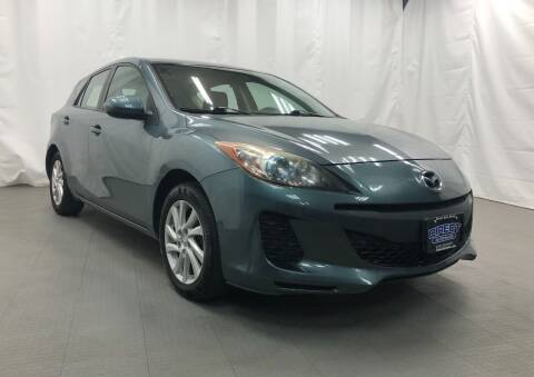 2012 Mazda MAZDA3 for sale at Direct Auto Sales in Philadelphia PA
