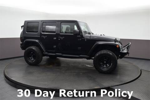 2007 Jeep Wrangler Unlimited for sale at M & I Imports in Highland Park IL