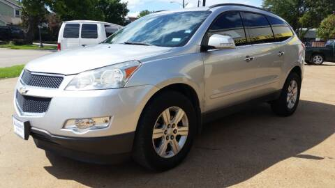 2010 Chevrolet Traverse for sale at Allison's AutoSales in Plano TX