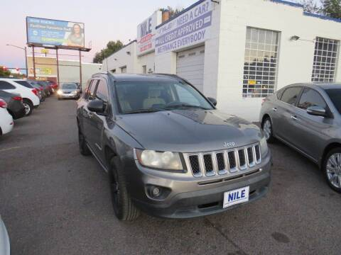 2014 Jeep Compass for sale at Nile Auto Sales in Denver CO
