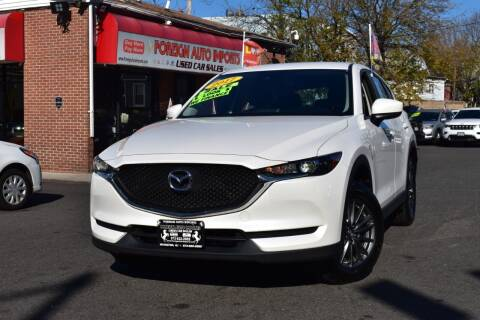 2017 Mazda CX-5 for sale at Foreign Auto Imports in Irvington NJ