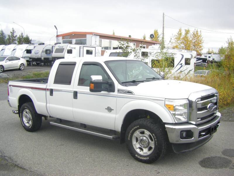 2011 Ford F-250 Super Duty for sale at NORTHWEST AUTO SALES LLC in Anchorage AK