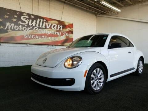 2016 Volkswagen Beetle for sale at SULLIVAN MOTOR COMPANY INC. in Mesa AZ
