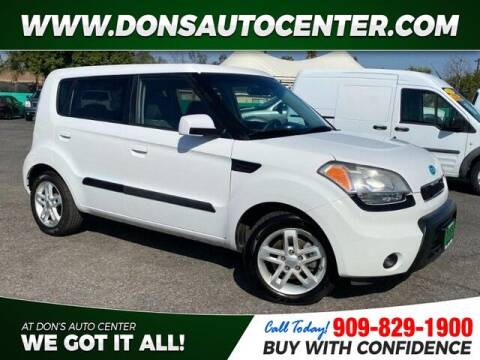 2010 Kia Soul for sale at Dons Auto Center in Fontana CA
