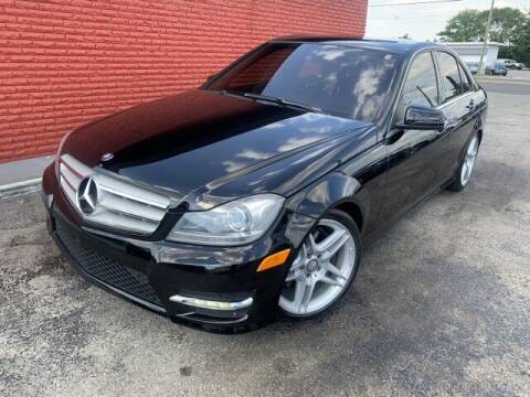 2014 Mercedes-Benz C-Class for sale at Cars R Us in Indianapolis IN