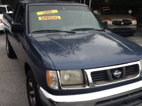 2000 Nissan Frontier for sale at Easy Credit Auto Sales in Cocoa FL