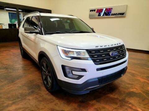 2017 Ford Explorer for sale at Driveline LLC in Jacksonville FL