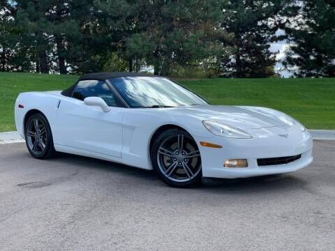 2010 Chevrolet Corvette for sale at Rite Track Auto Sales in Canton MI