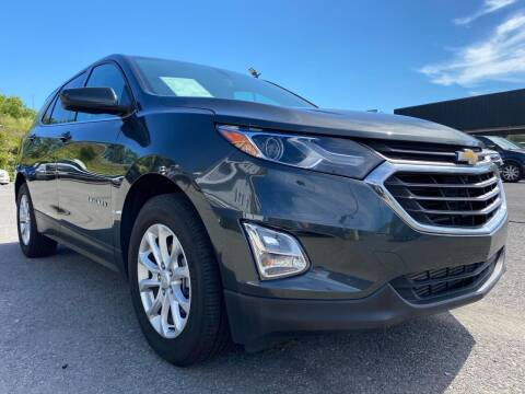 2018 Chevrolet Equinox for sale at South Point Auto Plaza, Inc. in Albany NY