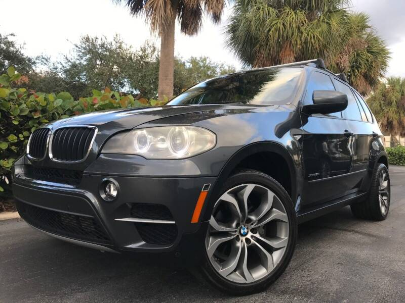 2012 BMW X5 for sale at DS Motors in Boca Raton FL