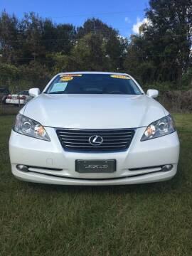 2008 Lexus ES 350 for sale at CAPITOL AUTO SALES LLC in Baton Rouge LA