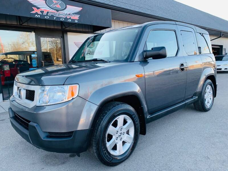 2009 Honda Element for sale at Xtreme Motors Inc. in Indianapolis IN