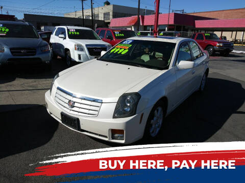 2006 Cadillac CTS for sale at Speedway Auto Sales in Yakima WA