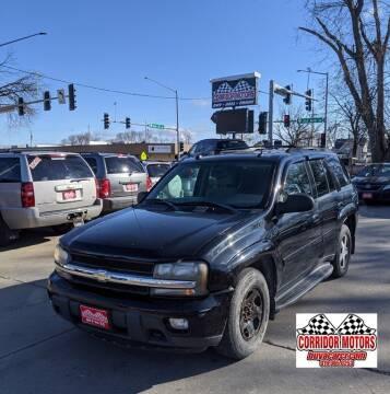 2005 Chevrolet TrailBlazer for sale at Corridor Motors in Cedar Rapids IA