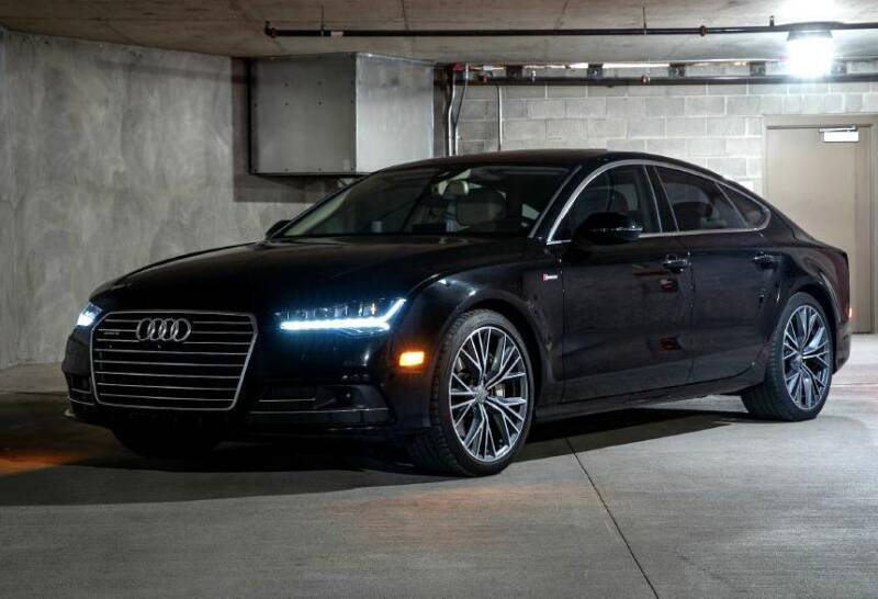 2016 Audi A7 for sale at Halo Motors in Bellevue WA