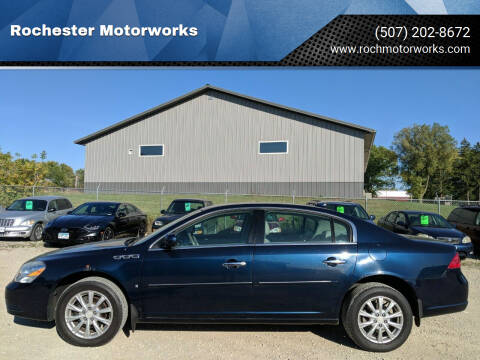 2009 Buick Lucerne for sale at Rochester Motorworks in Rochester MN