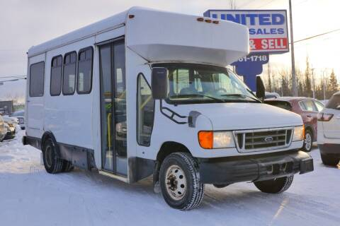2006 Ford E-Series Chassis for sale at United Auto Sales in Anchorage AK
